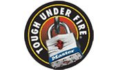 Tough Under Fire Logo