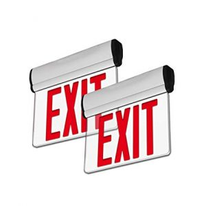 Commercial Exit Signs